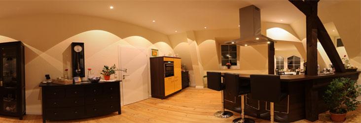 solarox® easyspot led system günstig im led1.de® online shop, Wohnzimmer
