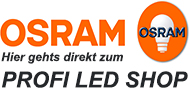 OSRAM PROFI LED SHOP