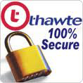 SSL Security by thawte