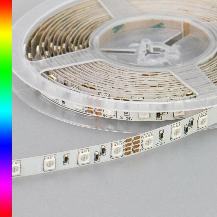 solarox 24v rgb led strip 50cm. Black Bedroom Furniture Sets. Home Design Ideas