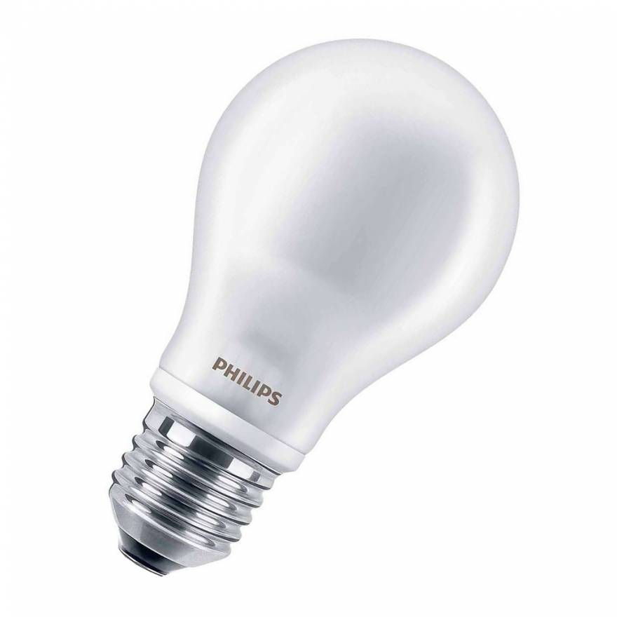 philips classic led bulb e27 5w warm white not dimmable. Black Bedroom Furniture Sets. Home Design Ideas